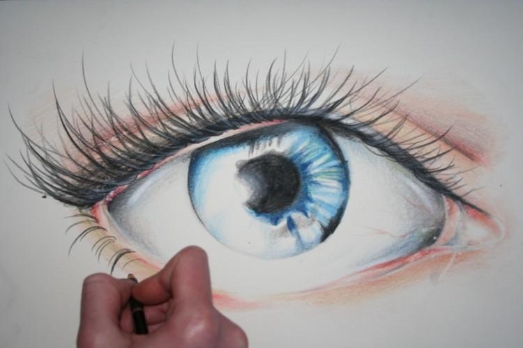 Malen mit Geschwindigkeit – verblüffende Effekte für das Auge
