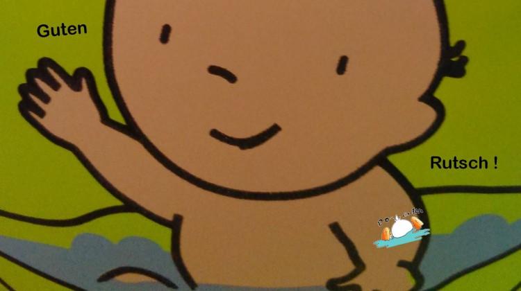 Babyspeck im Plazentamantel