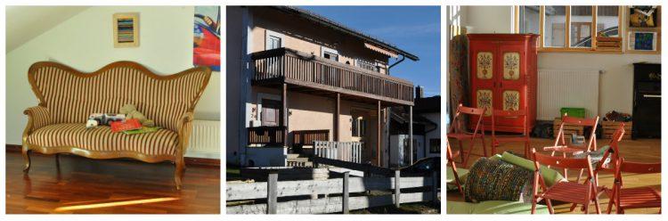 Kinderheim Villa Südwind: Ein Haus, ein kunterbuntes Haus